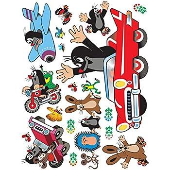 Amazon com: 1art1 Little Mole Poster-Sticker Wall-Tattoo