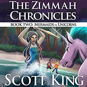 Mermaids vs. Unicorns Audiobook