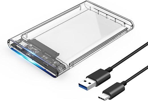 ORICO Disco Duro Caja USB Tipo C 2.5