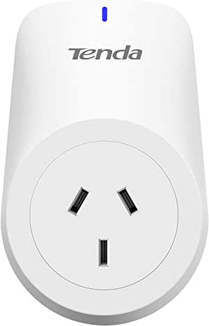 Beli Smart Plug Mini SP3 by Tenda - Works with Alexa Echo & Google Assistant, Reliable WiFi Connection, WiFi Enabled Smart Phone App, No Hub Required, AU Plug