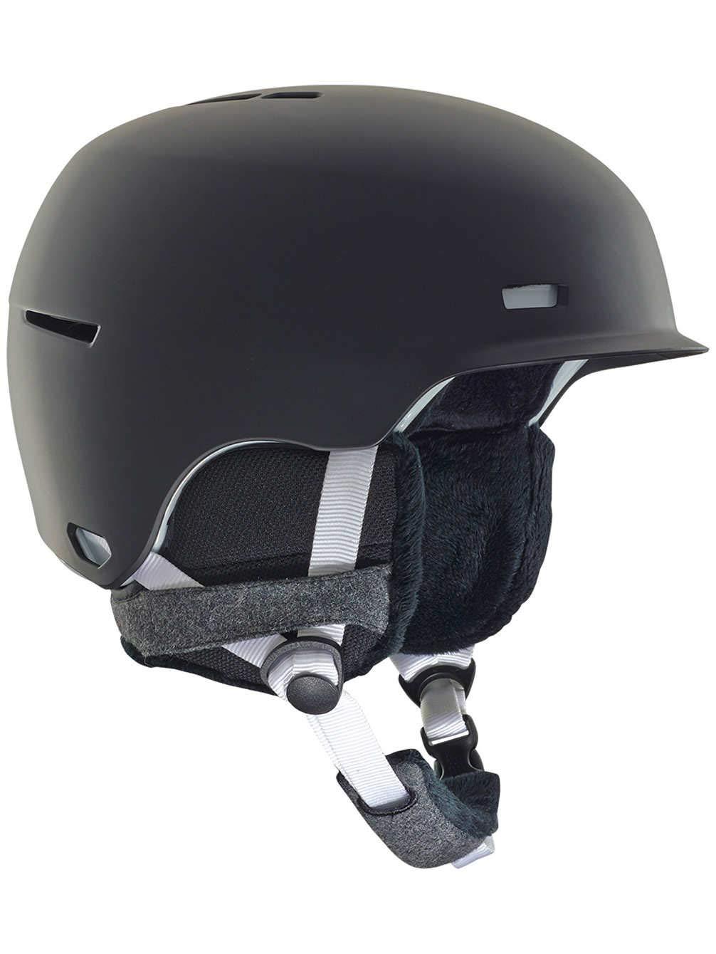 Anon Damen Helm Raven Helm