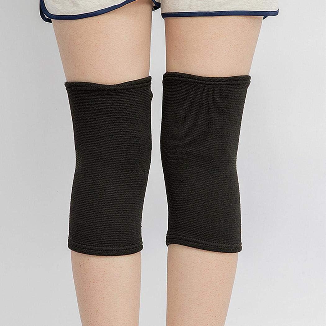 neneleo Unisex Self Heating Knee Pads Health Care Magnetic Treatment Warm Elastic Kneepads