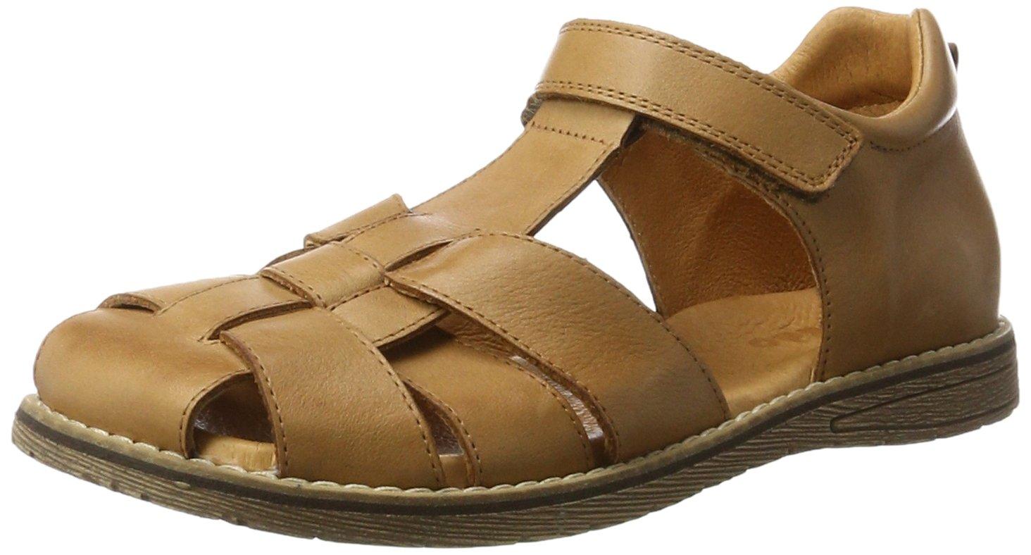 Froddo Open Toe Sandals, Boys' Open Toe Sandals, Braun (Cognac), 6 UK