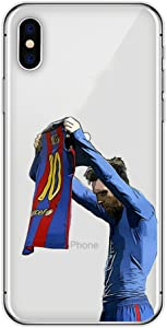 Bap Store Soccer Soft Silicone Case Designed for iPhone XR (37)