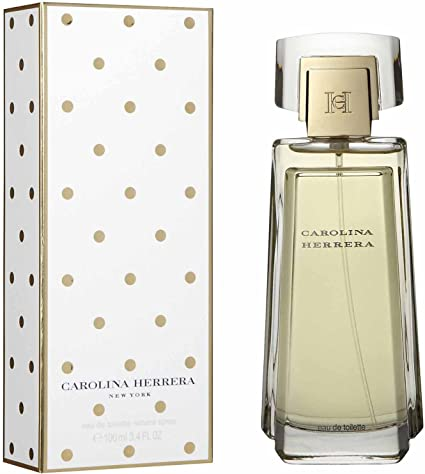 Carolina Herrera Eau de Toilette Spray para Mujer 100 ml