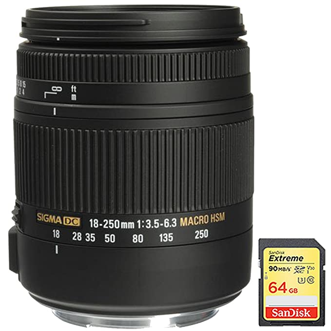 Review Sigma 18-250mm F3.5-6.3 DC