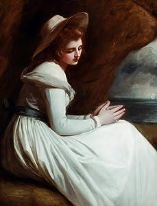 Lady Emma Hamilton N(1765-1815) Emma Hart Hamilton NE Amy Lyon Mistress Of Horatio Nelson As Ariadne Oil On Canvas 1785-86 By George Romney Poster Print by (18 x 24)
