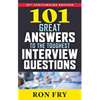 Image for 101 Great Answers to the Toughest Interview Questions, 25th Anniversary Edition