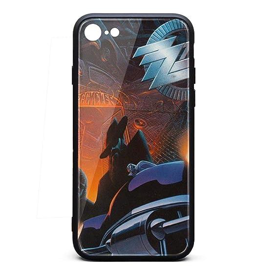 timeless design bfe4d a9e57 Amazon.com: ZZ-Top-Recycler- iPhone 7/8 Case Air Skin Mobile Case ...