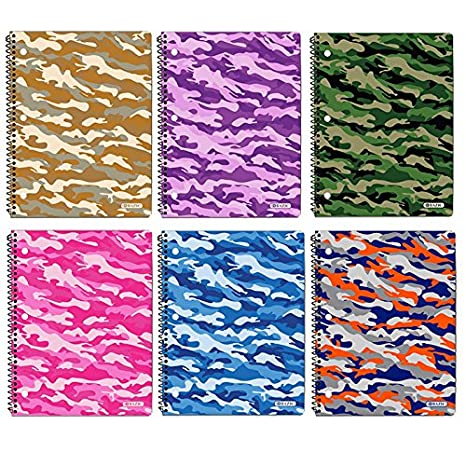 a0a2b00dd537 Amazon.com : New 402225 C/R 70 Ct. 1- Subject Camouflage Spiral ...