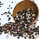 Peppercorns - 5 Mix, Dried - 1 resealable bag - 14 oz
