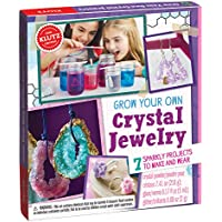 KLUTZ Grow Your Own Crystal Jewelry Science Kit