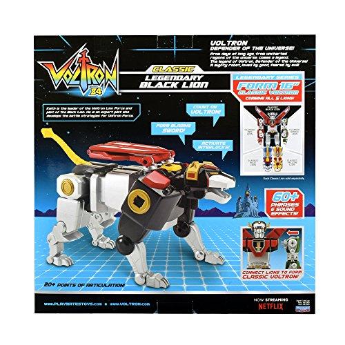 Voltron Classic Black Lion Action Figure | Product US Amazon