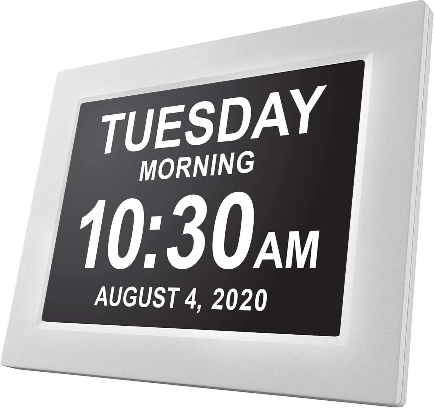 Multi-Lingual Impaired Vision Clock