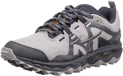 Mizuno Wave Mujin 6, Zapatillas de Running para Asfalto para Mujer: Amazon.es: Zapatos y complementos