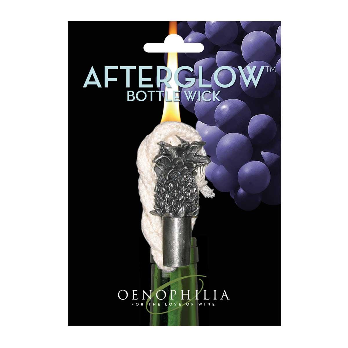 Oenophilia Afterglow Bottle Wick - Pineapple