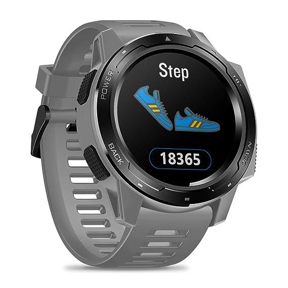 Zwbfu Zeblaze Reloj Inteligente Vibe 5 Reloj Inteligente ...