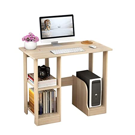 mesa plegable YNN Table Ordenador de sobremesa y Escritorio Hogar ...