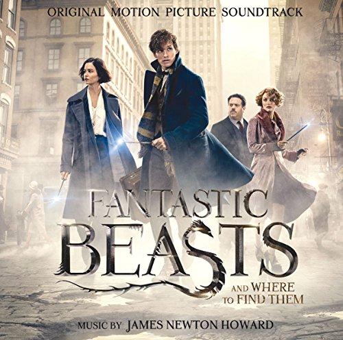 「ファンタスティック・ビーストと魔法使いの旅」オリジナル・サウンドトラック