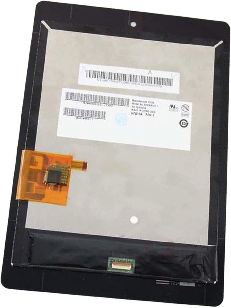 """XJS 7.9"""" Assembly LCD LED Display Touch Digitizer Panel Screen Replacement for Acer Iconia Tab A1-811 1024X768 (NO BEZEL)"""