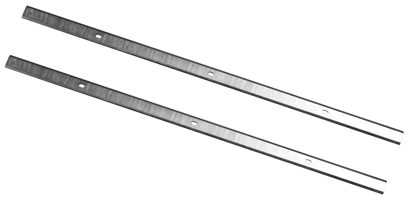 POWERTEC 128021 13-Inch HSS Planer Knives for Craftsman 21743, Set of 2