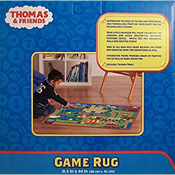 Wonderful Thomas The Tank Engine U0026 Friends Game Rug With Train