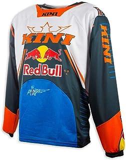 KINI 3L4017085 Equipamiento Piloto con Casco, Pantalon, Camiseta y Guantes, Talla XL,