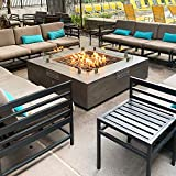 """Stanbroil 24"""" Round Fire Pit Burner Ring, 304"""