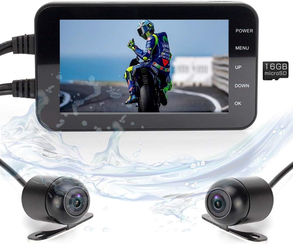 Lancertech Motorcycle Dash Cam