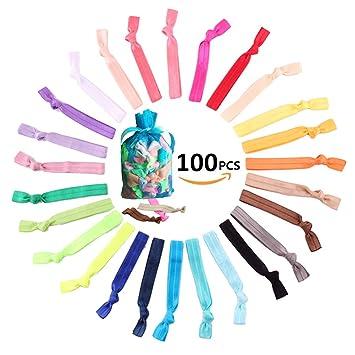 AAPLUS- 100 Stück(zufällige Farbe) Frauen Mädchen Kinder ...