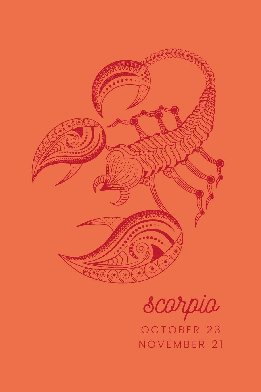 Amazon com: Scorpio - October 23 November 21: Zodiac Sign Journal