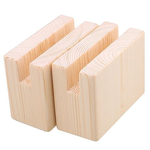 rdexp 1,2 cm ancho Groove madera elevador de cama elevadores de ...