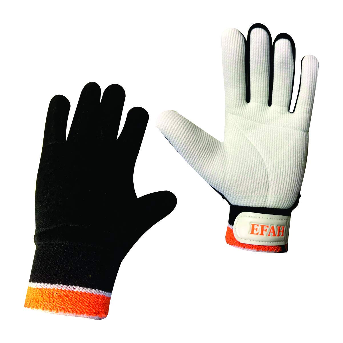 ND Wicket Keeping Inner Chamois Padded Gloves Cricket WK Inners Gloves
