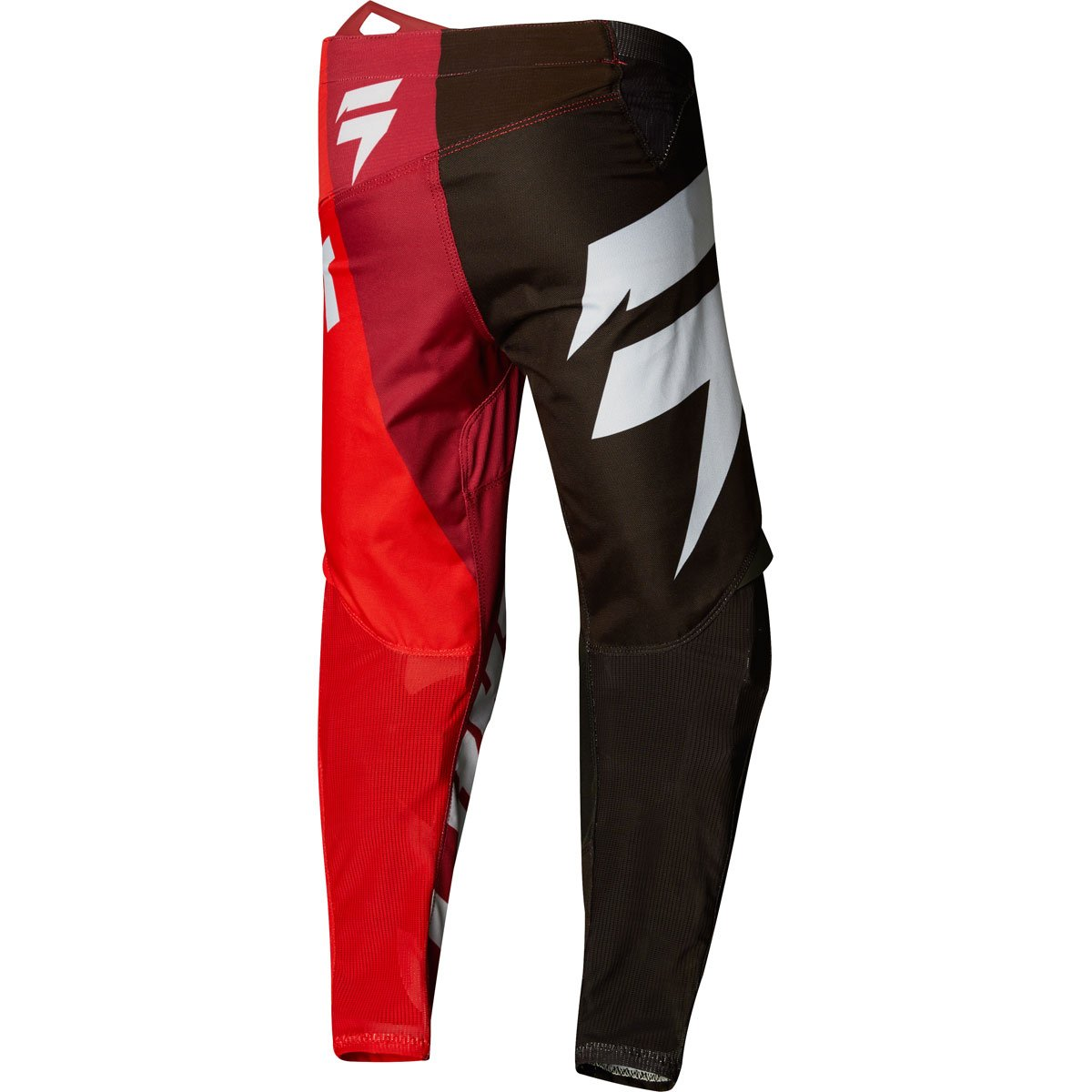 Black//Red 28 Shift Racing Whit3 Tarmac Youth Boys Off-Road Motorcycle Pants