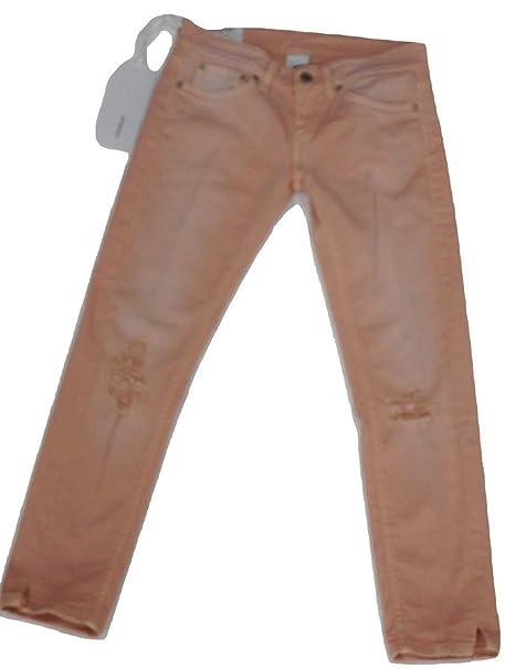 c196fea924 DONDUP Jeans Donna Dia Rosa MOD:P282 C:BS009D V:R24: Amazon.it ...