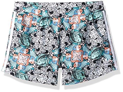 adidas Originals Girls Zooanimal Print Shorts