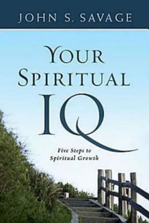 Your Spiritual IQ: Five Steps to Spiritual Growth pdf epub