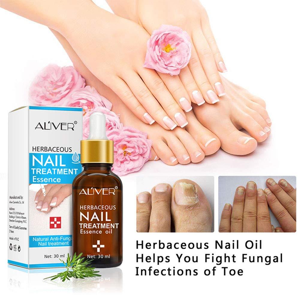 Amazon.com : Aoile Fungal Nail Treatment, Essence Nail Whitening Toe ...