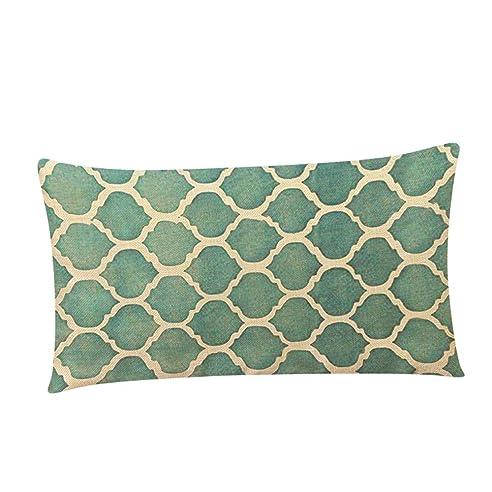 Kissenbezüge Longra Home Auto Bett Sofa Dekorative Fall Kissen Geometrische  Muster Kissenbezug Kissenhülle (30cm*