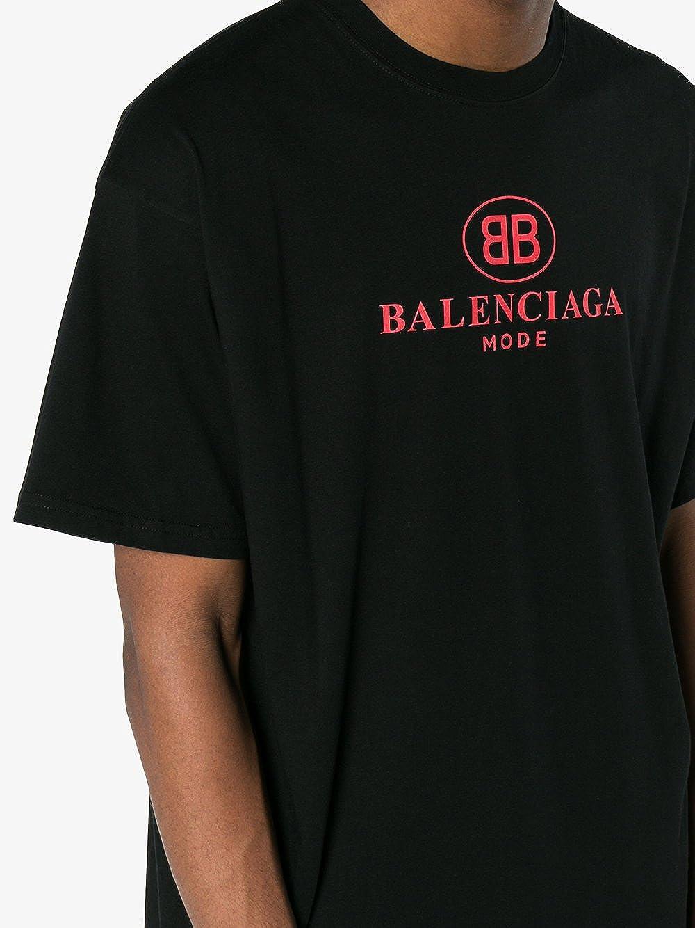 llega sección especial pulcro Balenciaga - Camiseta - para Hombre Negro Negro (Large ...