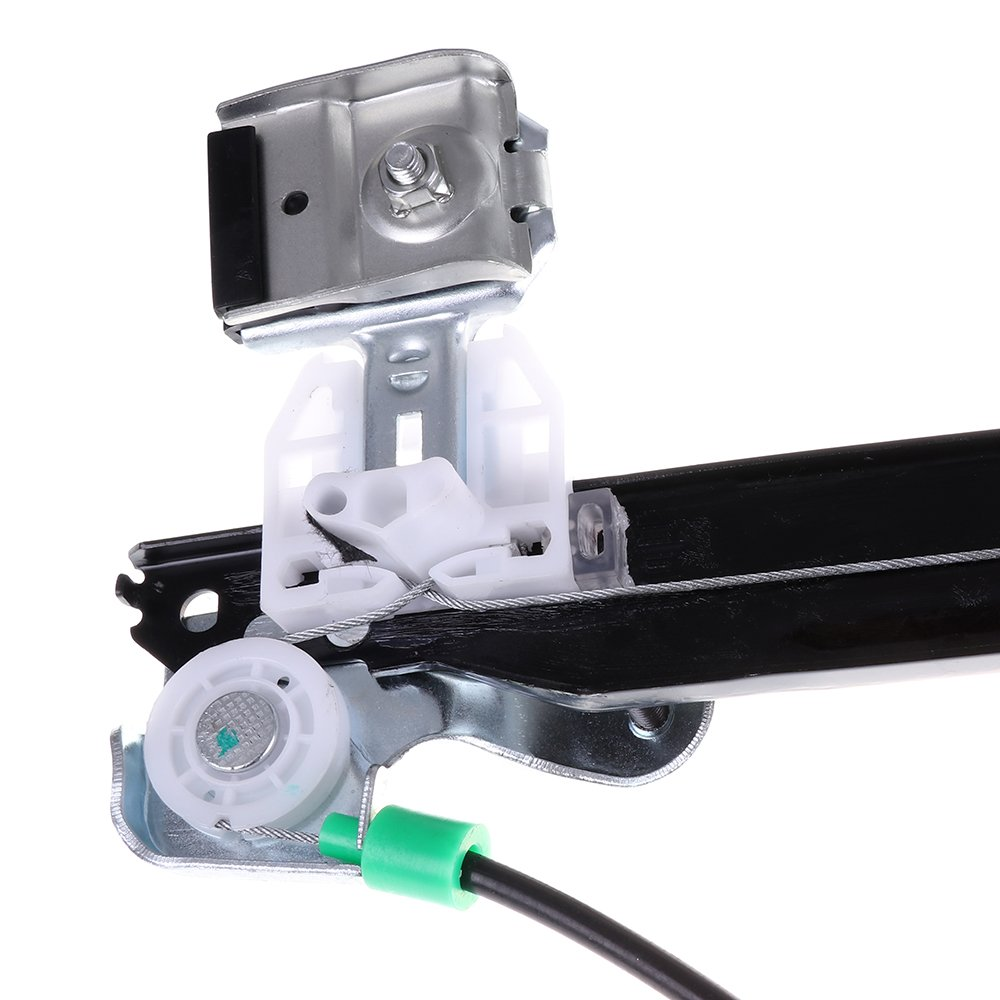 cciyu Front Right Power Window Regulator with Motor Fits for 2004-2007 Chrysler Town and Country 2004-2007 Dodge Caravan Grand Caravan 4894526AA