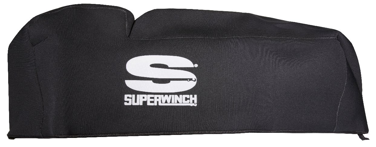 Superwinch 2302297 Neoprene UTV//ATV Winch Cover