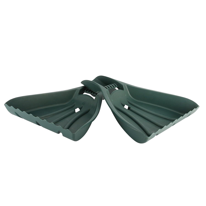 Greengeers 96240 Ramasse feuilles /à main 2 pi/èces