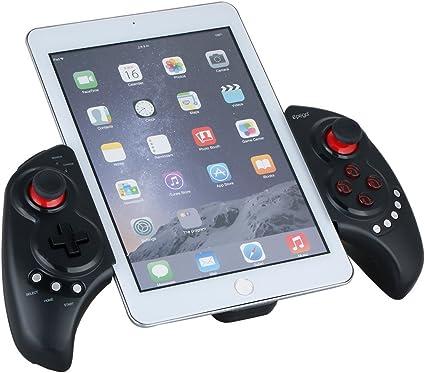 Epega PG-9023 - Inalámbrico Mando de Juego para Smartphones(Bluetooth3.0, Para smartphone, PC, TV Box, Smart TV, Tablet, Soporte Aparato hasta 10