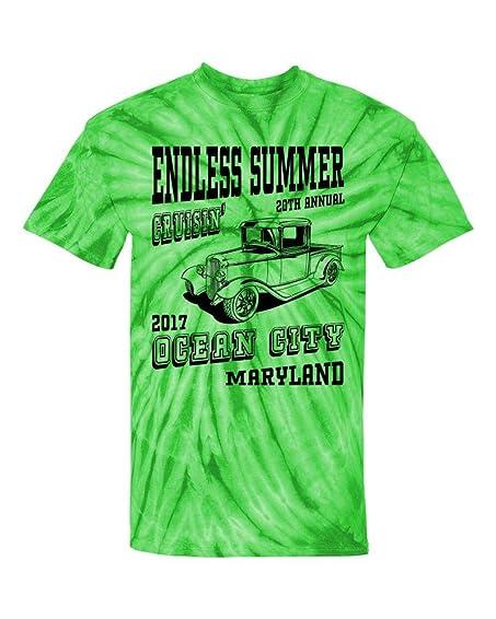 Amazoncom Sale Cruisin Endless Summer Official Car Show - Car show t shirts for sale