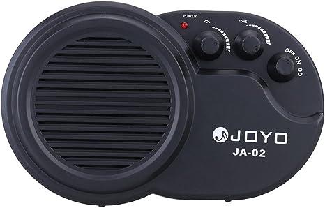 JOYO JA -02 3W Mini Guitarra Eléctrica Altavoz del Amplificador ...