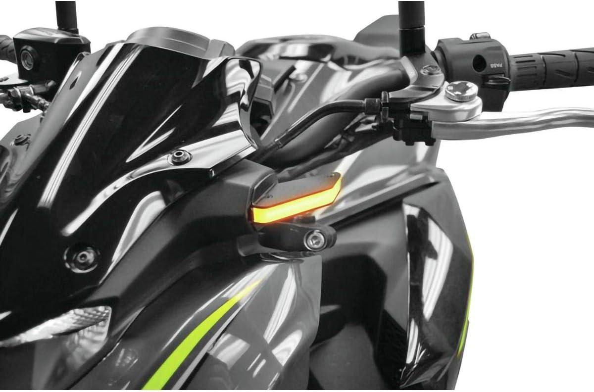 New Rage Cycles Kawasaki Z900 Front Turn Signals