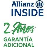 Allianz Inside, con 2 años de Garantía Adicional para Equipos electrónicos de Limpieza, con un Valor de 50,00 € a 59,99…
