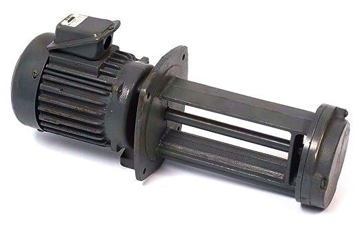 TTC IMP555-1 115//230V 1 Phase 1//8HP Immersion Coolant Pump 8.1 GPM
