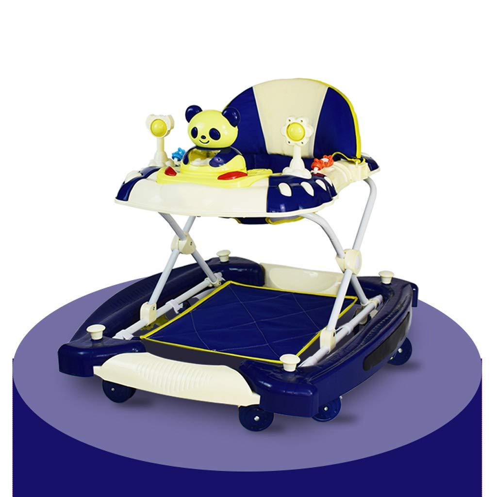 Andador para niños 6/7-18 Meses Baby Anti-Rollover ...